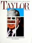 Taylor Magazine (Summer 1992) by Taylor University