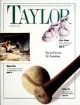 Taylor Magazine (Spring 1992)