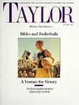 Taylor Magazine (Fall 1993) by Taylor University