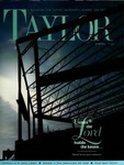 Taylor: A Magazine for Taylor University Alumni and Friends (Winter 1995) by Taylor University
