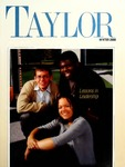 Taylor: A Magazine for Taylor University Alumni and Friends (Winter 2000) by Taylor University