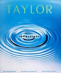 Taylor: A Magazine for Taylor University Alumni and Friends (Spring 2005) by Taylor University