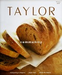 Taylor: A Magazine for Taylor University Alumni and Friends (Winter 2007) by Taylor University