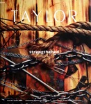 Taylor: A Magazine for Taylor University Alumni, Parents and Friends (Winter 2011) by Taylor University