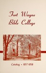 Fort Wayne Bible College Catalog