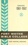 Fort Wayne Bible College Catalog