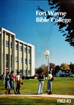 Fort Wayne Bible College Catalog by Fort Wayne Bible College