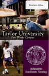 Taylor University Fort Wayne Catalog by Taylor University Fort Wayne