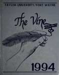 Vine 1994 by Taylor University Fort Wayne