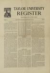 The University Register by Taylor University