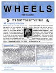 Wandering Wheels Newsletter, 1996