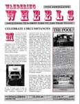 Wandering Wheels Newsletter, 1998