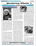 Wandering Wheels Newsletter, December 1999 by Wandering Wheels