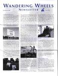 Wandering Wheels Newsletter, December 2000