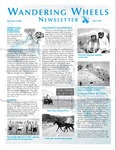 Wandering Wheels Newsletter, December 2003 by Wandering Wheels