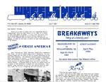Wandering Wheels Newsletter, July 1987