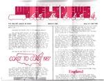 Wandering Wheels Newsletter, March 1988