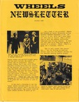 Wandering Wheels Newsletter, October 1984