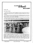 Wandering Wheels Newsletter, October 1976