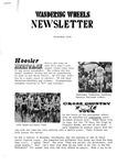 Wandering Wheels Newsletter, September 1978 by Wandering Wheels