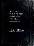 Ilium 1981 by Taylor University