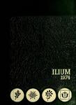 Ilium 1974 by Taylor University