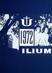 Ilium 1972 by Taylor University