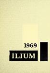 Ilium 1969 by Taylor University