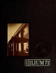 Ilium 1971 by Taylor University