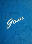 The Gem 1960 by Taylor University
