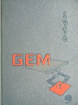 The Gem 1956 by Taylor University