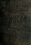 The Gem 1941 by Taylor University