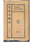 Cosmo 1916 by Taylor University