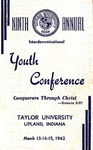 Youth Conference 1942 by Taylor University