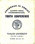 Youth Conference 1944 by Taylor University