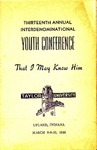 Youth Conference 1946 by Taylor University