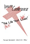 Youth Conference 1956 by Taylor University