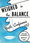 Youth Conference 1957 by Taylor's University
