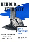 Youth Conference 1959 by Taylor University