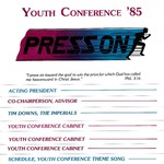 Youth Conference 1985