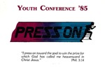 Youth Conference 1985 (Information Brochure)