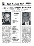 Youth Conference 1954 (News Publication)